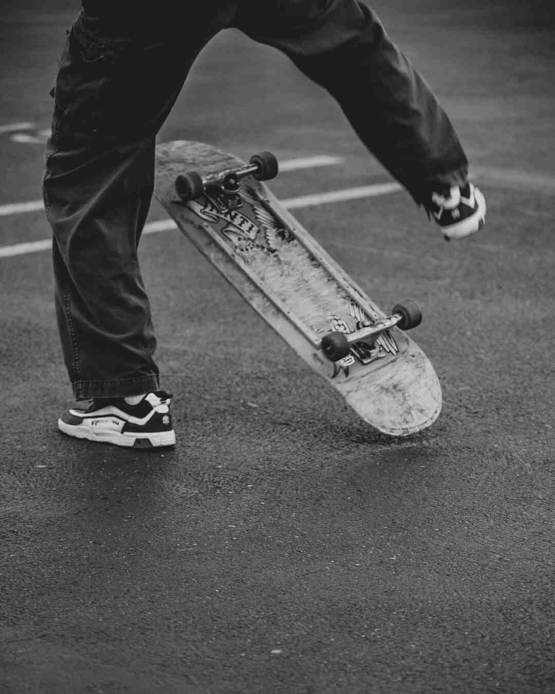 Comment être une skateuse