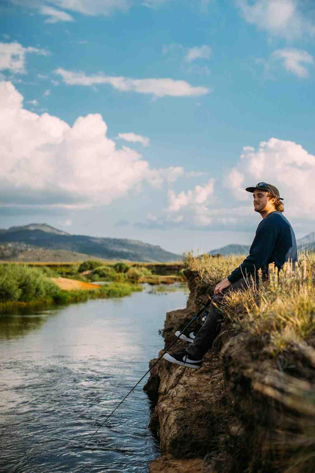Où pêcher le silure en rivière ?