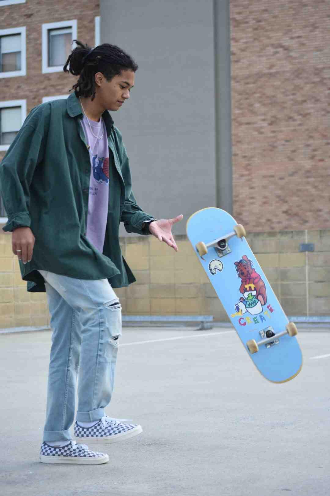 Comment choisir un skateboard