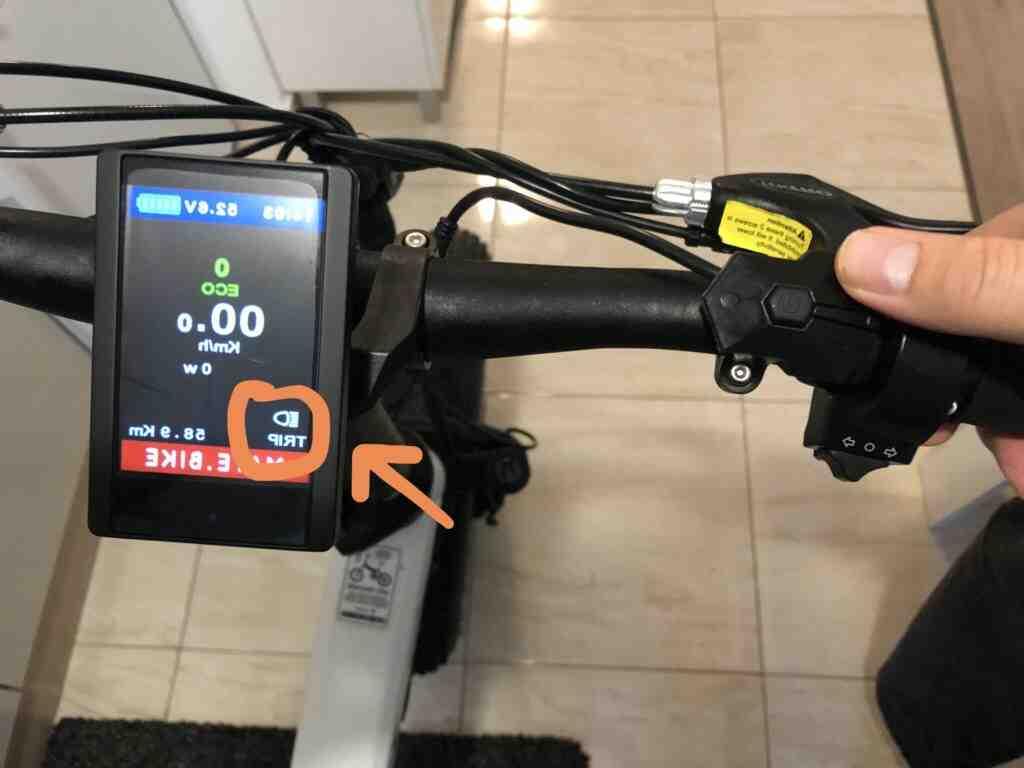 Comment décharger batterie vélo électrique ?