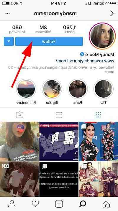 Comment marche instagram