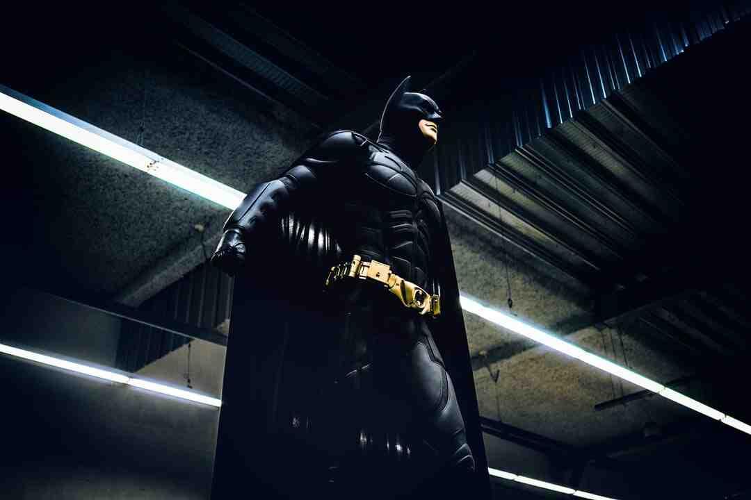 Comment se battre comme Batman