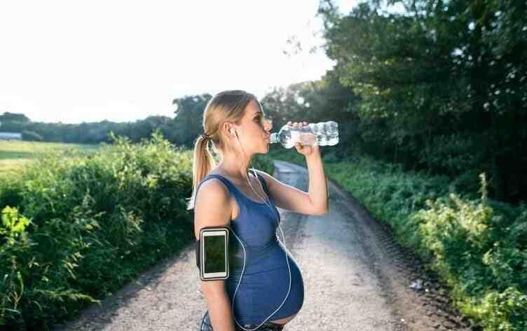 Course à pied grossesse
