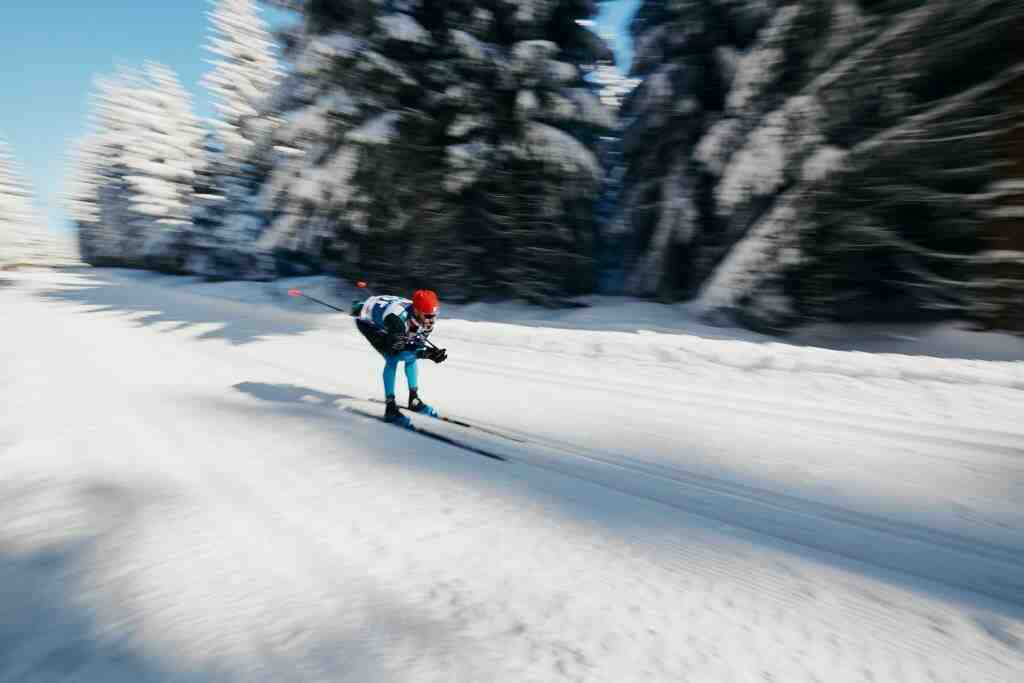 Ski de fond decathlon